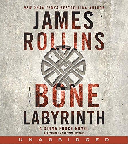 9780062395597: The Bone Labyrinth CD: A Sigma Force Novel (Sigma Force Novels)