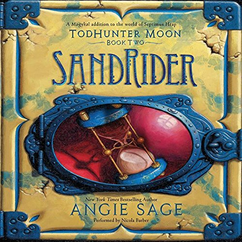 9780062395801: Todhunter Moon, Book Two: Sandrider