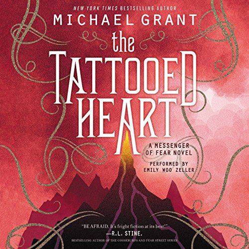 9780062395825: The Tattooed Heart (Messenger of Fear)