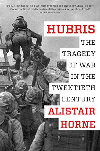 9780062397812: Hubris: The Tragedy of War in the Twentieth Century