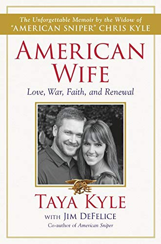 9780062398086: American Wife: Love, War, Faith, and Renewal