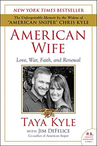 9780062398093: American Wife: Love, War, Faith, and Renewal