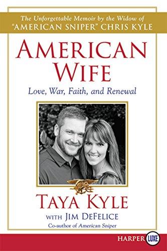 9780062398895: American Wife LP: A Memoir of Love, War, Faith, and Renewal