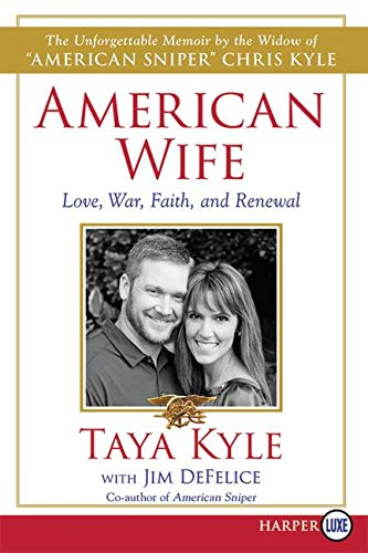 9780062398895: American Wife LP: A Memoir of Love, War, Faith, and Renewal