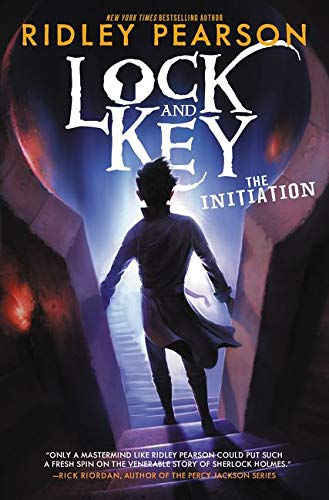 Lock and Key: The Initiation: Pearson, Ridley