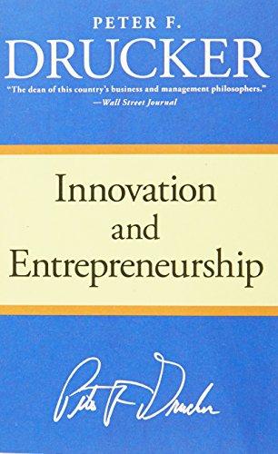 9780062399892: Innovation And Entrepreneurship