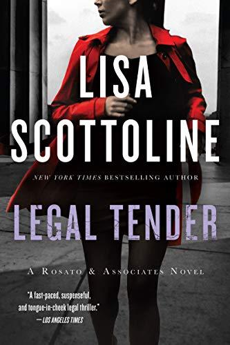 9780062400130: Legal Tender: A Rosato & Associates Novel