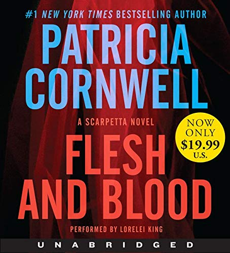 9780062401014: Flesh and Blood Low Price CD: A Scarpetta Novel