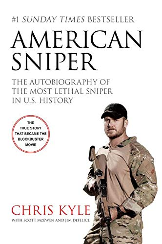 9780062401724: American Sniper: The Autobiography of the Most Lethal Sniper in U.S. Military History