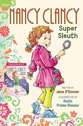9780062403643: Fancy Nancy: Nancy Clancy Bind-up: Books 1 and 2: Super Sleuth and Secret Admirer