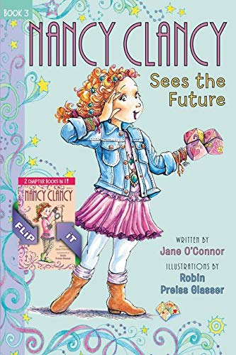 9780062403650: Fancy Nancy: Nancy Clancy Bind-up: Books 3 and 4: Sees the Future and Secret of the Silver Key