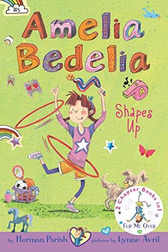 9780062403681: Amelia Bedelia Bind-up: Books 5 and 6: Amelia Bedelia Shapes Up; Amelia Bedelia Cleans Up