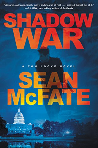 9780062403704: Shadow War: A Tom Locke Novel