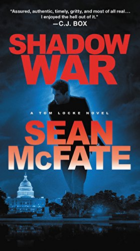 9780062403711: Shadow War: A Tom Locke Novel