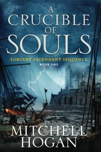 9780062407245: A Crucible of Souls