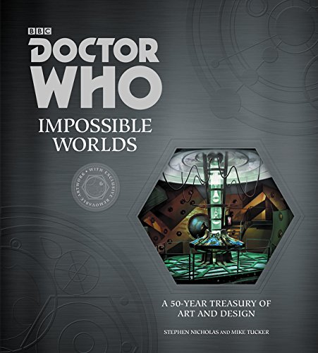 9780062407412: Doctor Who: Impossible Worlds: A 50-Year Treasury from the Doctor Who Art Department
