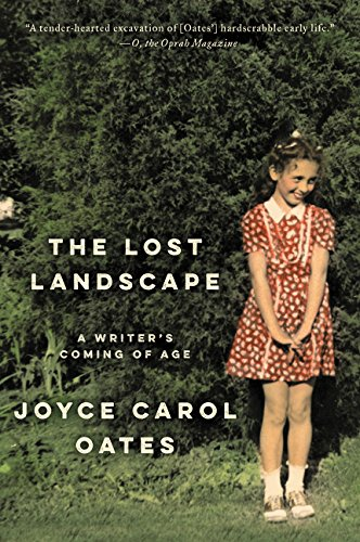 9780062408686: The Lost Landscape: A Writer's Coming of Age