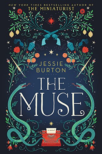 Book Cover: The Muse: A Novel