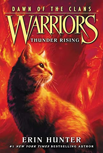 9780062410016: Warriors: Dawn of the Clans #2: Thunder Rising