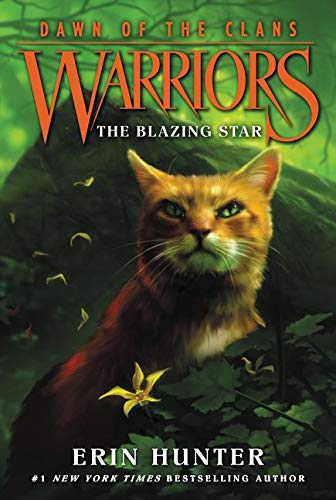 9780062410030: Warriors: Dawn of the Clans #4: The Blazing Star
