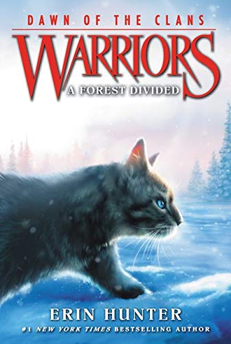 9780062410054: A Forest Divided (Warriors: Dawn of the Clans)