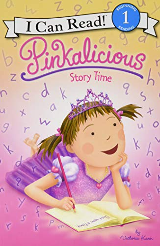 9780062410726: Pinkalicious: Story Time (I Can Read Level 1)
