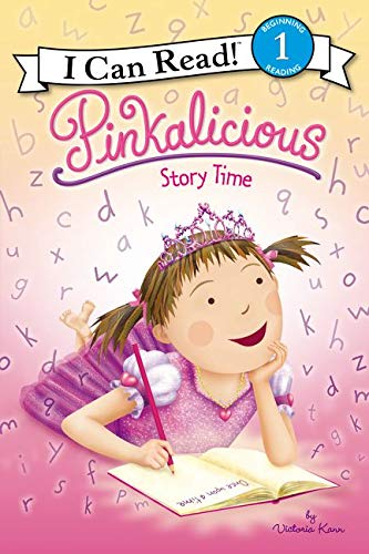 9780062410740: Pinkalicious: Story Time (I Can Read Level 1)