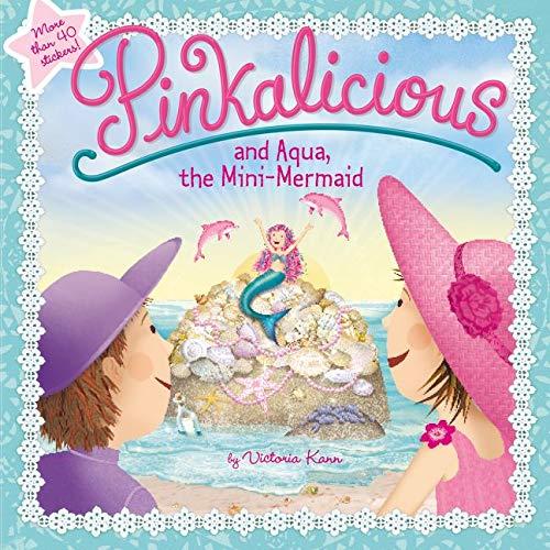9780062410757: Pinkalicious and Aqua, the Mini-Mermaid