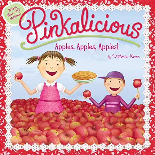 9780062410795: Pinkalicious: Apples, Apples, Apples!