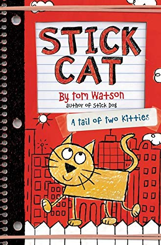 9780062411006: Stick Cat: A Tail of Two Kitties
