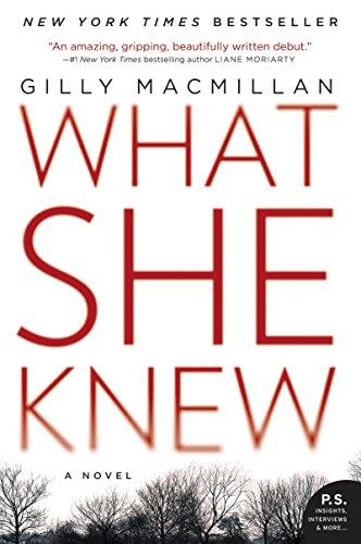 9780062413864: What She Knew: A Novel