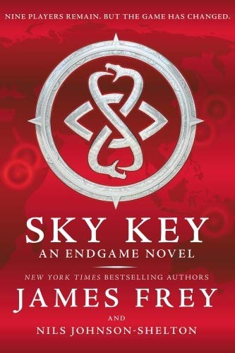 9780062414243: Endgame: Sky Key