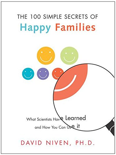9780062414526: 100 Simple Secrets of Happy Families