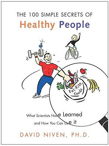9780062414533: 100 Simple Secrets of Healthy People