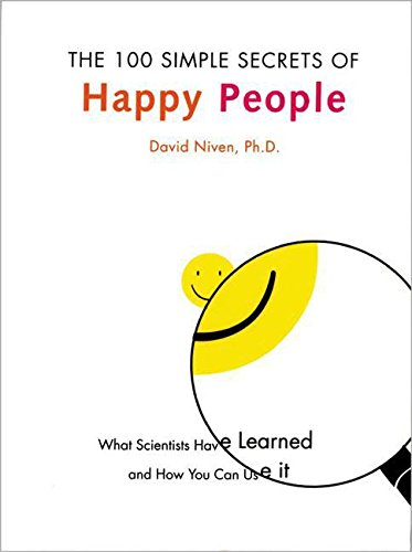 9780062414588: The 100 Simple Secrets of Happy People