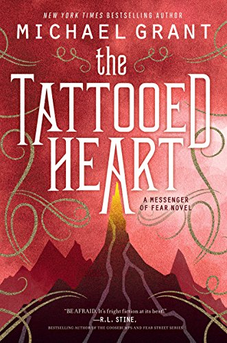 9780062415172: The Tattooed Heart (Messenger of Fear)