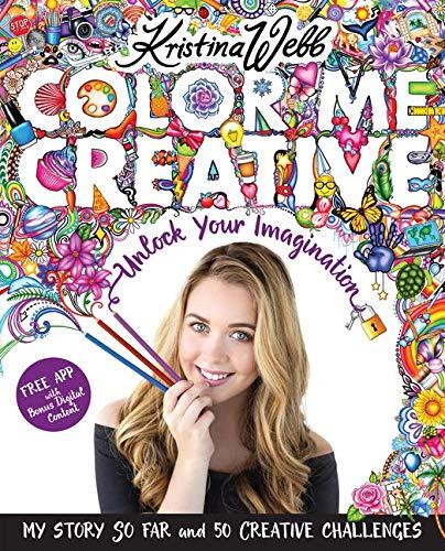 9780062415462: Color Me Creative: Unlock Your Imagination