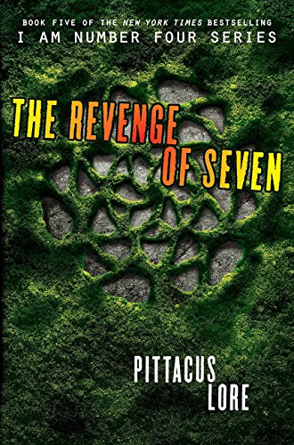 9780062415684: The Revenge of Seven (Lorien Legacies)