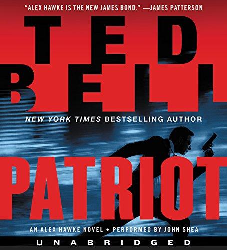 9780062415776: Patriot CD: An Alex Hawke Novel