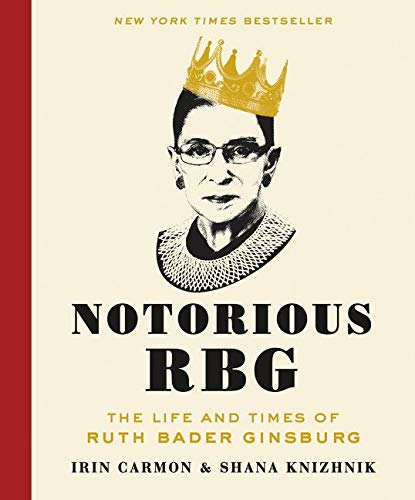 9780062415837: Notorious RBG: The Life and Times of Ruth Bader Ginsburg
