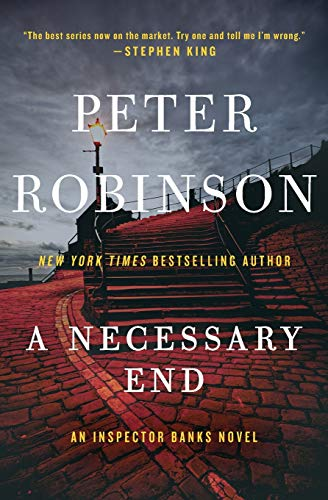 9780062416612: A Necessary End (Inspector Banks)