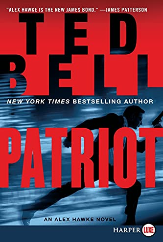 9780062416728: Patriot LP: An Alex Hawke Novel (Alex Hawke Novels)