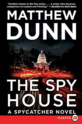 9780062416735: The Spy House: A Will Cochrane Novel