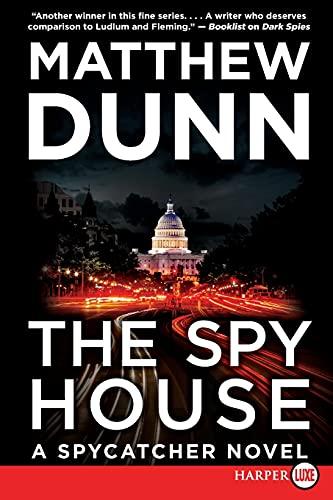 9780062416735: The Spy House LP: A Spycatcher Novel