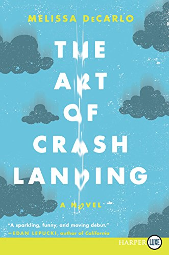 9780062416858: The Art of Crash Landing: A Novel