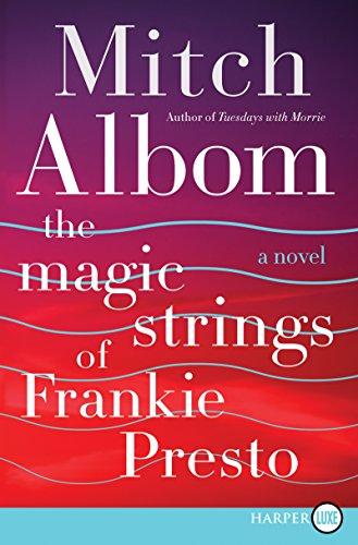 9780062416865: The Magic Strings of Frankie Presto LP