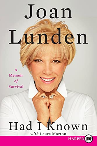 9780062416872: Had I Known LP: A Memoir of Survival