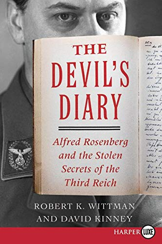 9780062416896: The Devil's Diary: Alfred Rosenberg and the Stolen Secrets of the Third Reich