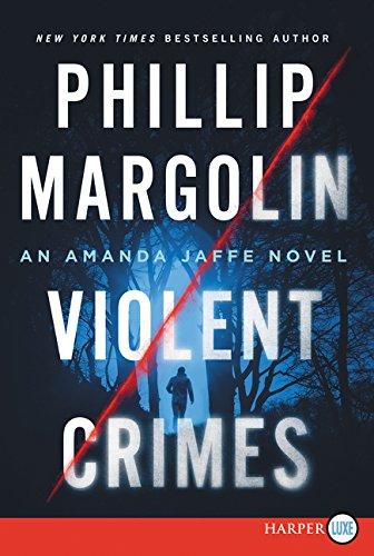 9780062416919: Violent Crimes: An Amanda Jaffe Novel