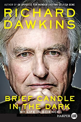 9780062416995: Brief Candle in the Dark LP: My Life in Science